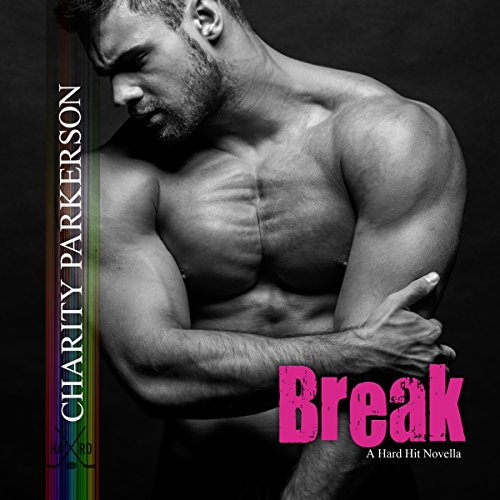 Break audiobook cover art