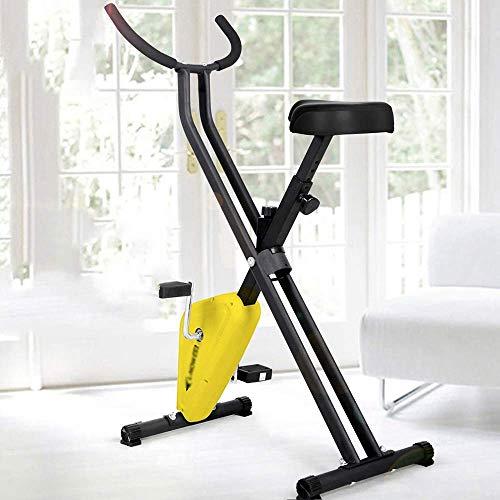 Bicicletas de hilado de funda de almohada, bicicletas ultra tranquilas, cintas de correr de interior, equipo de pérdida de peso, bicicletas de ejercicios, cojín suave multifuncional, modelos con dial