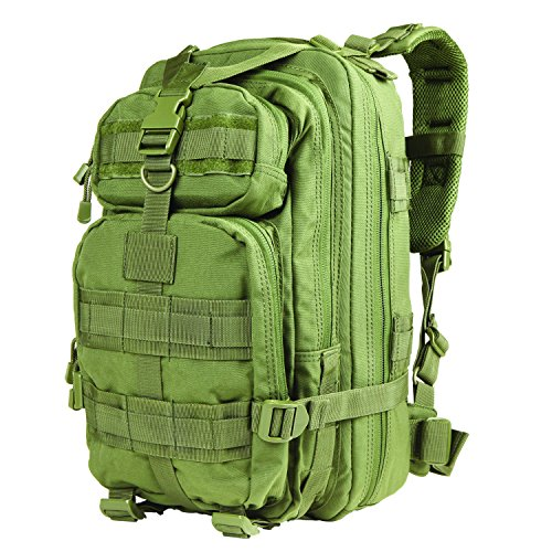 Condor 126-001 Compact Modular Style Assault Pack OD