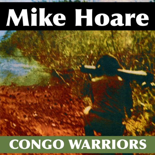 Congo Warriors audiobook cover art