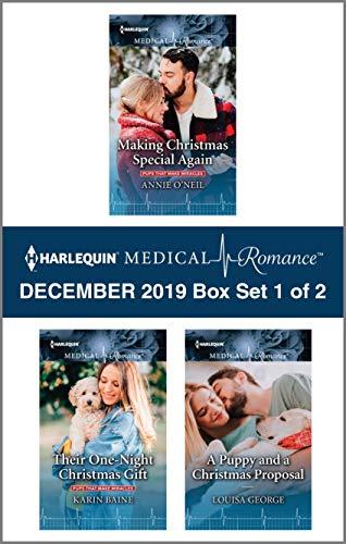 Harlequin Medical Romance December 2019 - Box Set 1 of 2 (English Edition)