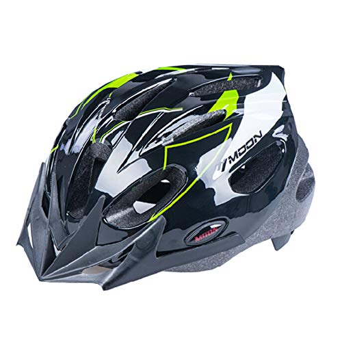 Kids Bike Helmet, Cycling Helmet for Boys Girls with Detachable Visor Bicycle Helmet Safety Protector for Mountain Road Adjustable Size Cycle Helmets,B,L