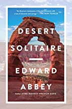 Desert Solitaire by Edward Abbey(1990-01-15)