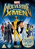 Wolverine And The X-Men Vol.2 [DVD] [2008] [Reino Unido]