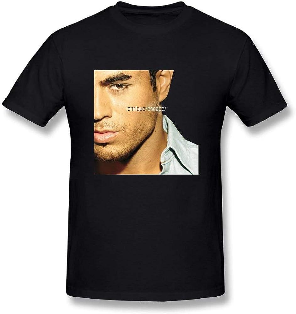 Camisa de Hombre Mens Casual Enrique Iglesias Escape tee ...