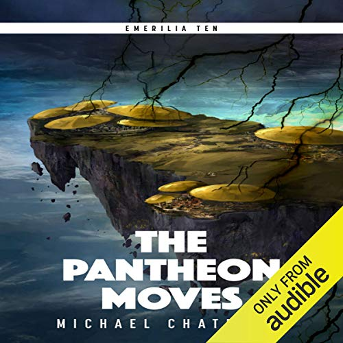 Page de couverture de The Pantheon Moves