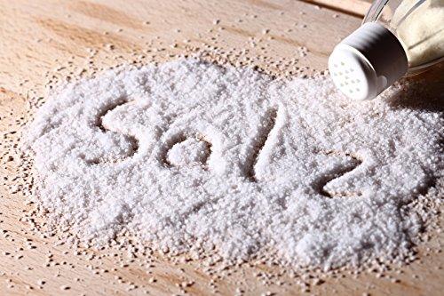 5 kg Speisesalz - Siede fein Kochsalz Siedesalz Salz fine kochen