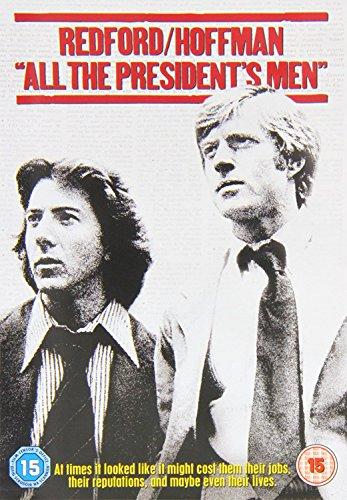 All The Presidents Men [Edizione: Regno Unito] [Reino Unido] [DVD]
