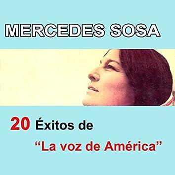 """20 Éxitos De """"La Voz De América"""""""