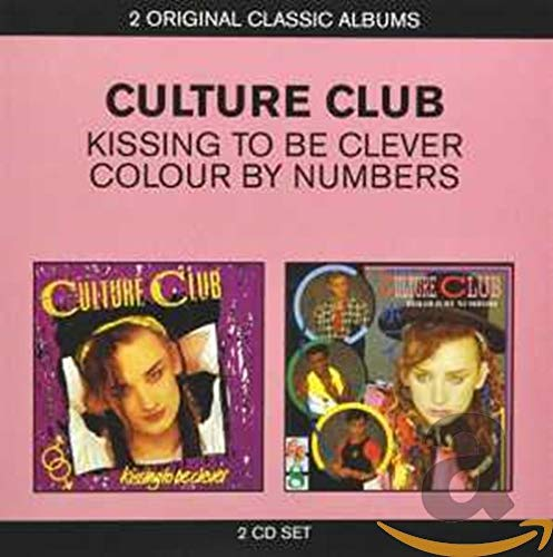 2 For 1 : Kissing To Be Clever / Colour By Numbers (2 CD)