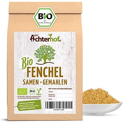 Fenchel gemahlen BIO | 100g | gemahlene Fenchelsamen | vom Achterhof