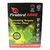 Firebird AR40 Exploding Targets