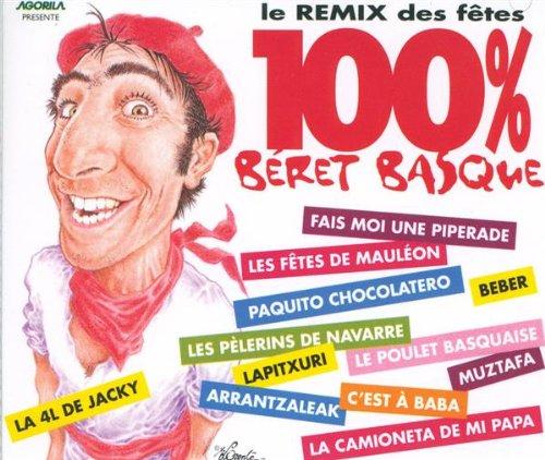 100% Beret Basque : le remix des fêtes
