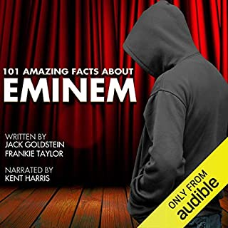 101 Amazing Facts About Eminem audiobook cover art