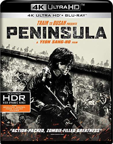 Train to Busan Presents: Peninsula 4K UHD [Blu-ray]