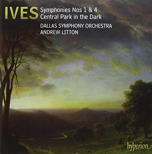 Symphonies Nos.1 & 4 Central Park in the Dark