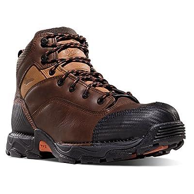 Danner Corvallis 5-Inch Brown (17601) Work Boots Oil & Slip Resistant