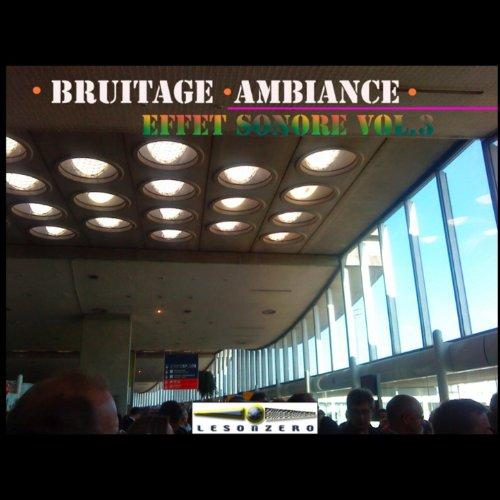 Aéroport International, Hall de ...