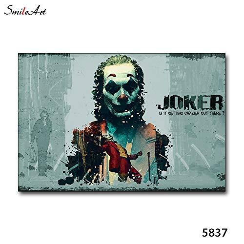 fancj Puzzle 1000 teile75x50cmnuevo Joker por qué Tan Serio para el Libro de Rompecabezas de On The Sudoku;