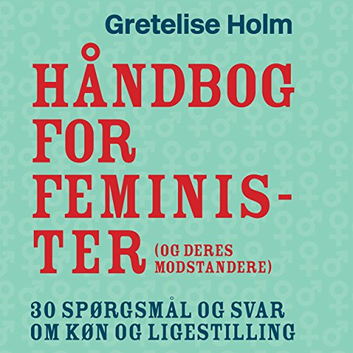 Håndbog for feminister audiobook cover art