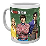 GB Eye, The Big Bang Theory, Cast, Taza