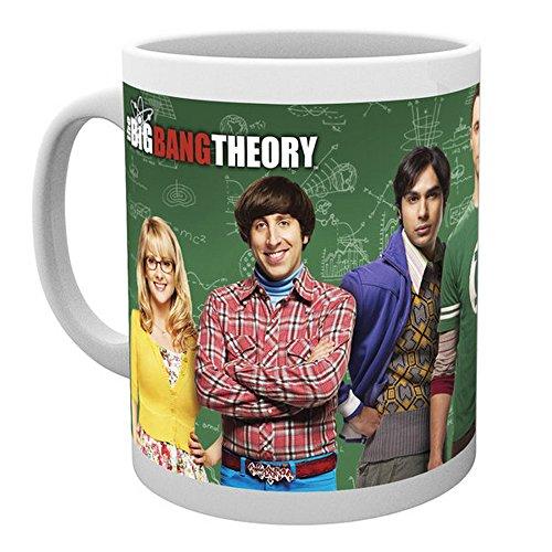 GB Eye The Big Bang Theory Cast Mug, différents