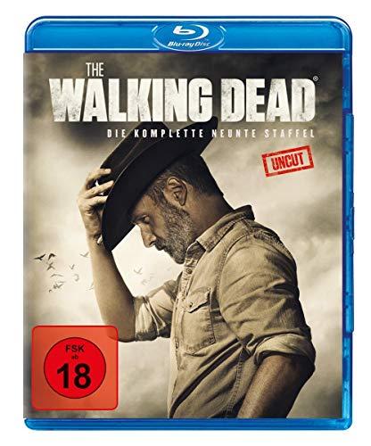 The Walking Dead - Staffel 9 [Blu-ray]