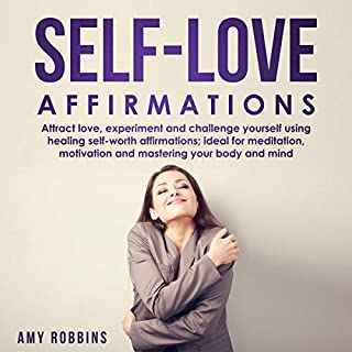 Self-Love Affirmations audiobook cover art