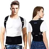 Posture Corrector for Men and Women Medical Back Brace for Men Best Adjustable...