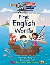 Permalink to First English Words (Incl. audio CD): Age 3-7 (Collins First English Words) PDF