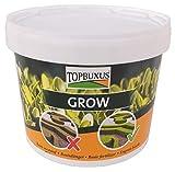 TOPBUXUS GROW - Fertilizzante per il bosso, come quello usato dai coltivatori, nessuna foglia gialla, 5 kg per 400m2