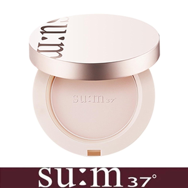 [su:m37/スム37°] Sun-away Mild Tone-up Sun Pact SPF50+/PA++++/ライン - アウェイマイルドトンオプ線ファクト+[Sample Gift](海外直送品)