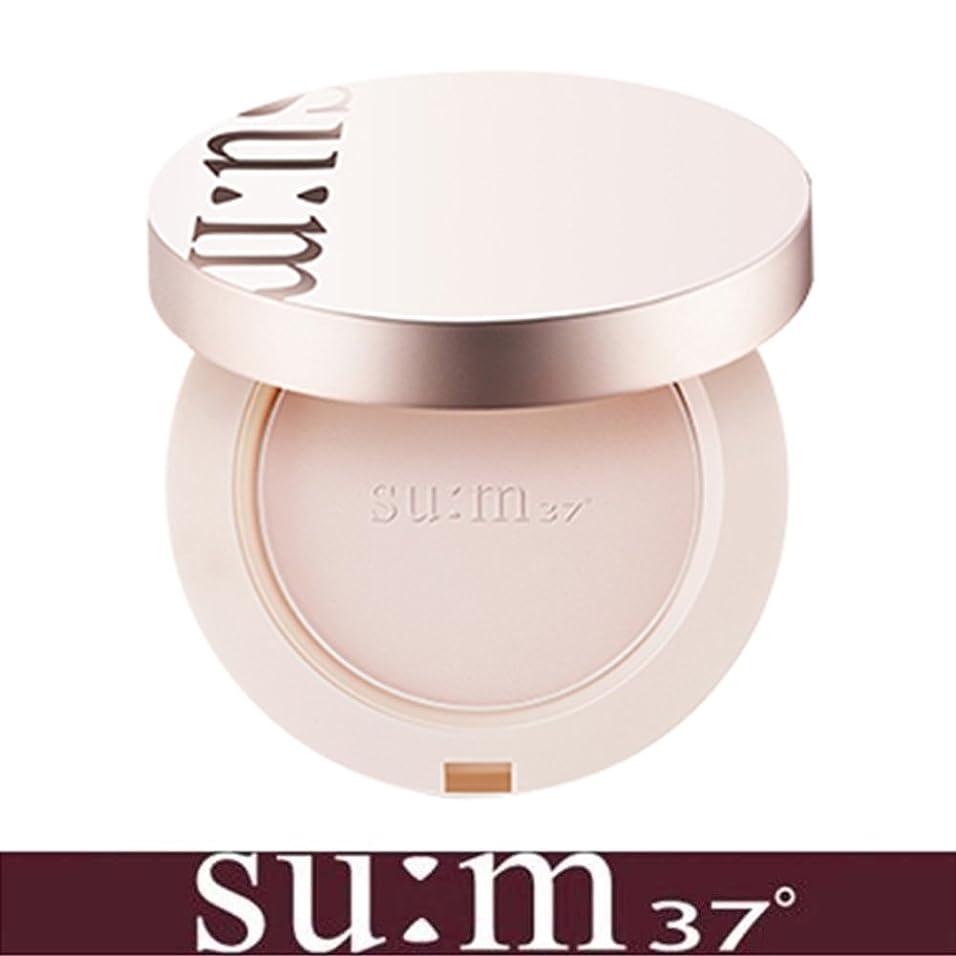 今晩地下罰する[su:m37/スム37°] Sun-away Mild Tone-up Sun Pact SPF50+/PA++++/ライン - アウェイマイルドトンオプ線ファクト+[Sample Gift](海外直送品)