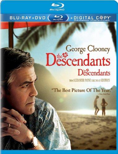 Descendants, The [Blu-ray]