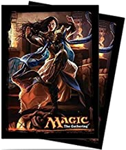 Dragons of Tarkir Narset Transcendent Standard Deck Protector for Magic 80 count
