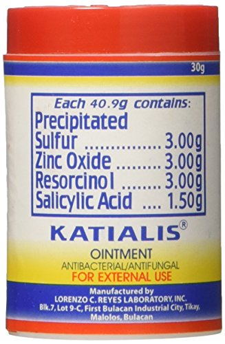 Katialis Ointment (30g)