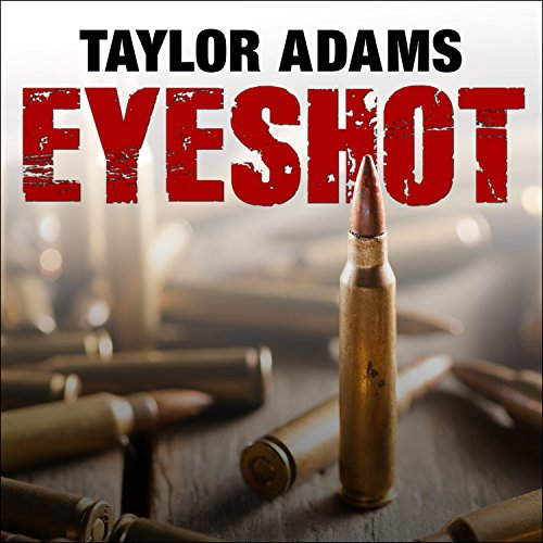 Eyeshot audiobook cover art