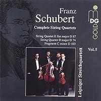 String Quartets 5 (1996-11-19)