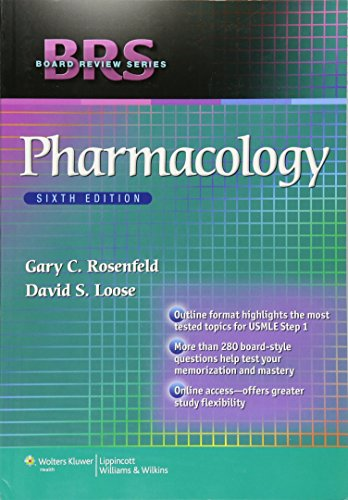 Download BRS Pharmacology (Board Review Series) 1451175353