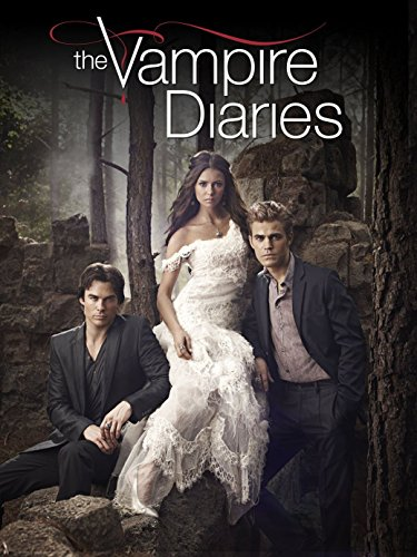 bribase shop The Vampire Diaries poster 32 inch x 24 inch/17 inch x 13 inch