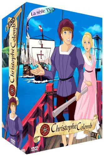 Christophe Colomb-Partie 1-Coffret 4 DVD