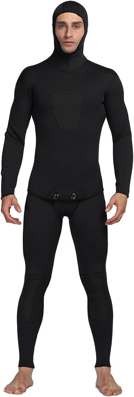 XZANTE 3mm Neopren Tauchanzug Fuer Maenner Schwimmen Surfen Jump Jump Jump Suit Surfacing Warme Neoprenanzug Hosentraeger Und Jacke 2 Teile Satz (S) B07P9DRKDJ  Rechtzeitige Aktualisierung 2a6b57