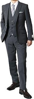 [UNITED GOLD] FICCE BY DON KONISHI フィッチェ ブランド ドン小西 メンズスーツ 春夏秋 スリーピーススーツ スリムスーツ ベスト付き スタイリッシュ ビジネススーツ 93010 93011 93012