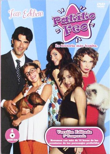 Patito Feo Temporada 1 (Version Editada) [DVD]