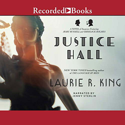 Justice Hall Audiobook By Laurie R. King cover art