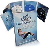 RehabZone Low Back Pain and Core Exercise Plan: Physician Endorsed Low Back Pain Home Exercise and Rehabilitation Program