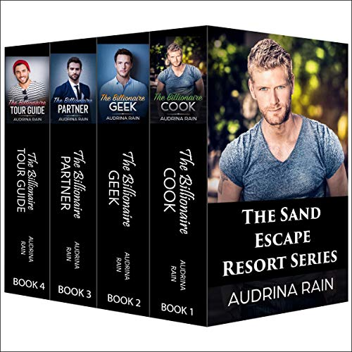 The Sand Escape Resort Series  By  cover art