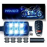 NINEO RGB LED Strip Lights Kit M...