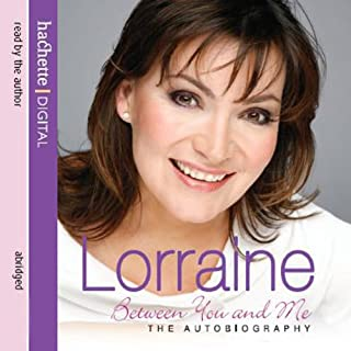Lorraine: Between You and Me cover art