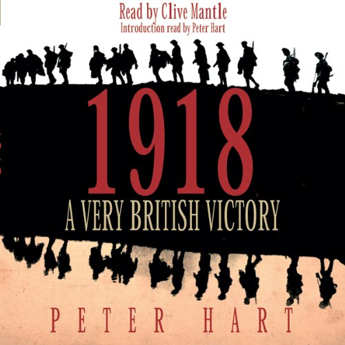 1918 audiobook cover art